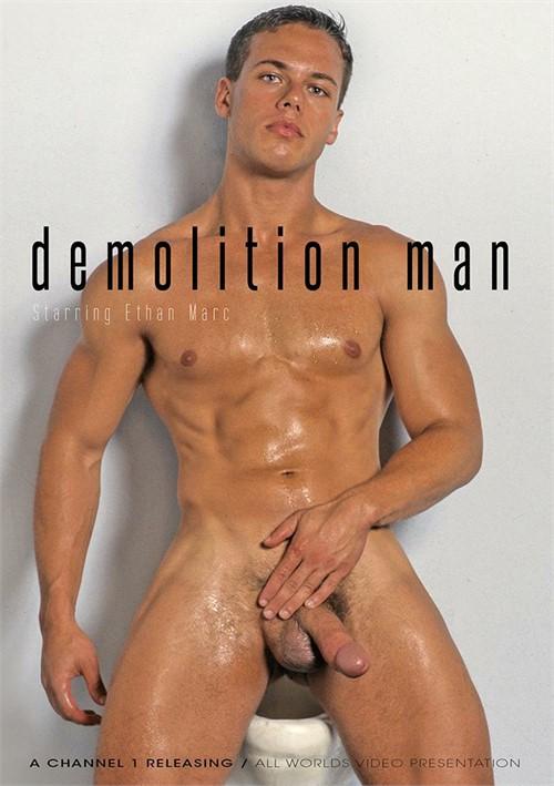 Demolition Mann Boxcover