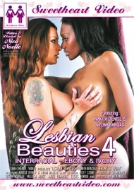 Lesbian Beauties Vol. 4: Interracial Ebony & Ivory Porn Movie