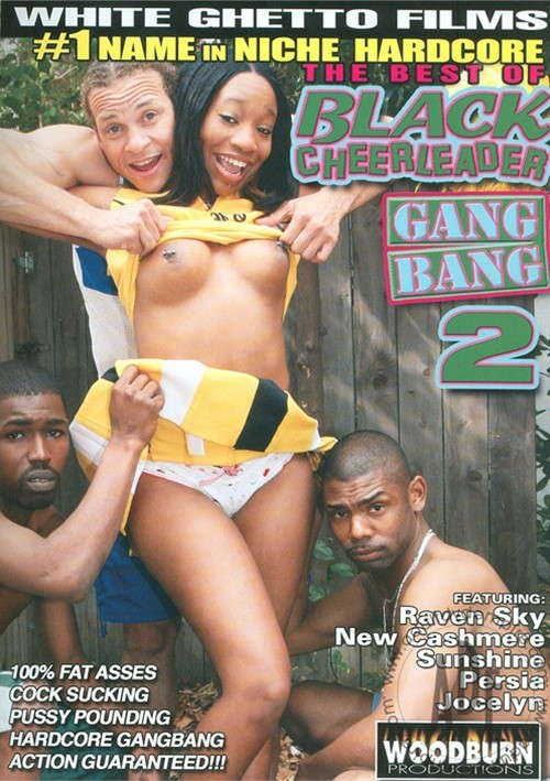 Best Of Black Cheerleader Gang Bang 2  Woodburn -7631