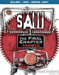 Saw: The Final Chapter - Unrated (Blu-ray + DVD + Digital Copy) Blu-ray Porn Movie