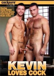 Kevin Loves Cock Porn Video
