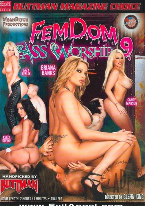 Femdom Ass Worship 9