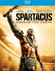 Spartacus: Gods Of The Arena Blu-ray Movie
