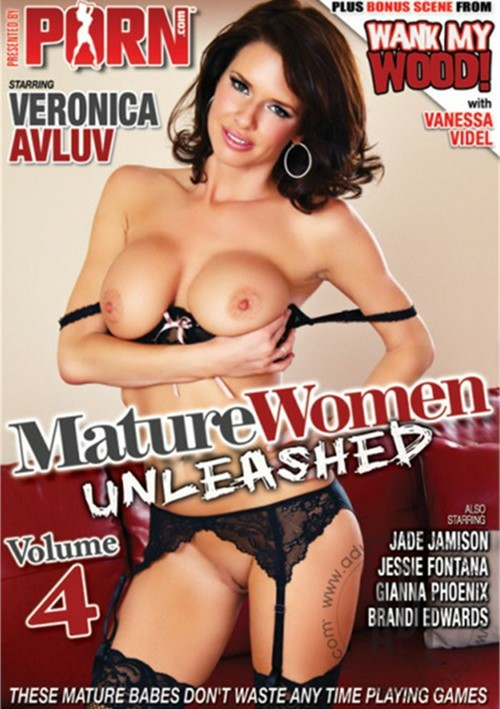 Mature Women Unleashed Vol. 4