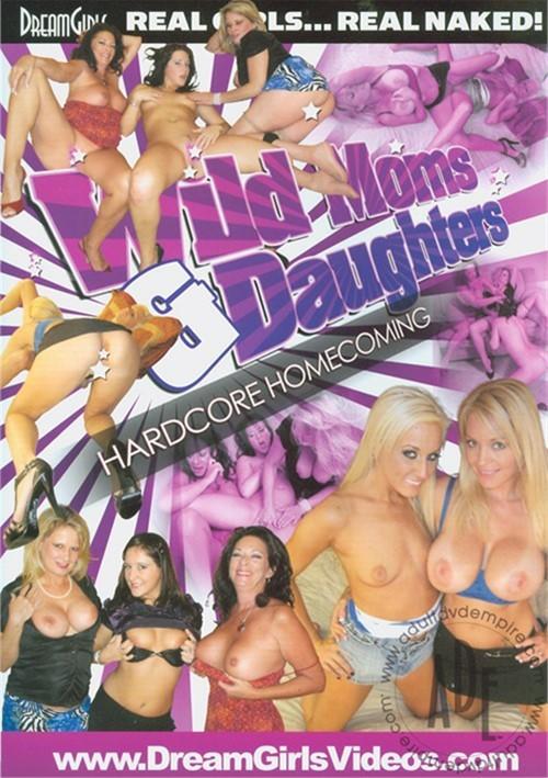 Topless sex rock concert