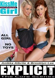 KissMe Girl Explicit: Anikka Albrite & Brooklyn Lee image