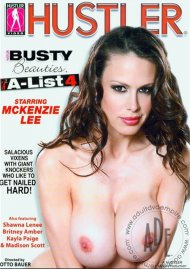 Busty Beauties: The A List (3-Pack) Porn Movie