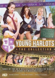 Young Harlots: The Collection