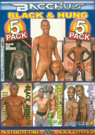 Black & Hung 5-Pack Gay Porn Movie