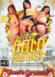 Teen Gold Fantasy Porn Video