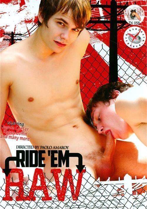Ride 'Em Raw Boxcover