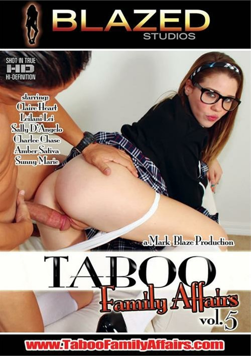 Taboo family matters dvd