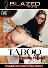 Taboo Family Affairs Vol. 5