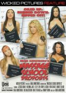 Massage School Dropouts Porn Video