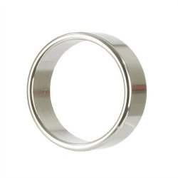 Alloy Metallic Ring - Extra Large - 2 Inch Diameter Sex Toy