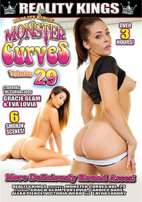 Monster Curves Vol. 29