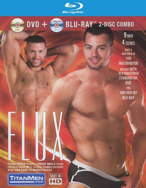 Flux (Blu-ray + DVD Combo)