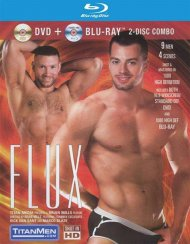 Flux (Blu-ray + DVD Combo) Gay Blu-ray Movie