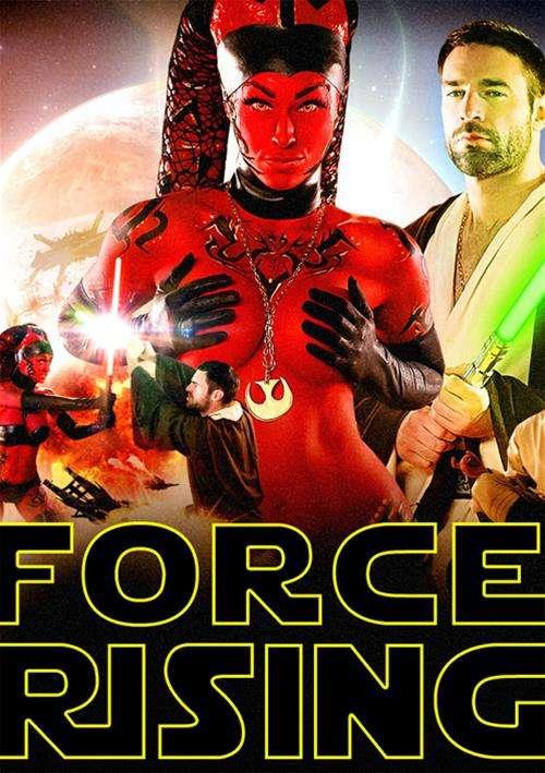 force rising star wars xxx