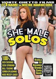 She Male Solos Porn Movie