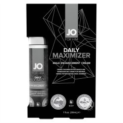 Jo Daily Maximizer Male Enhancement Cream - 1 oz. Sex Toy