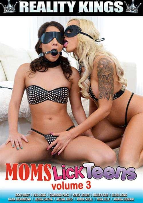 Moms lick teens all night Moms Lick Teens Vol 3 2016 Adult Dvd Empire