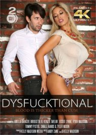 Dysfucktional: Blood is Thicker Than Cum porn DVD from Porn Fidelity.