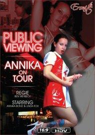 Public Viewing - Annika on Tour Porn Video