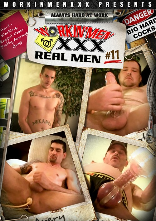 Real Men 11 Boxcover