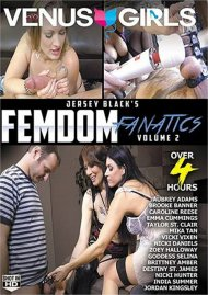 Jersey Black's Femdom Fanatics Vol. 2 Porn Video