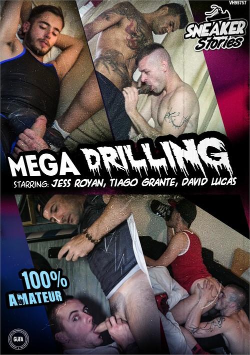 Mega Drilling Boxcover
