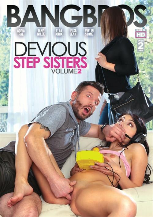 Devious Step Sisters Vol. 2