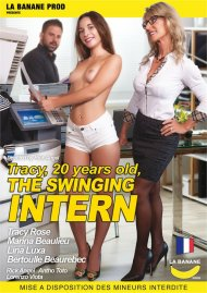 Tracy, 20 Years Old Swinging Intern Porn Video