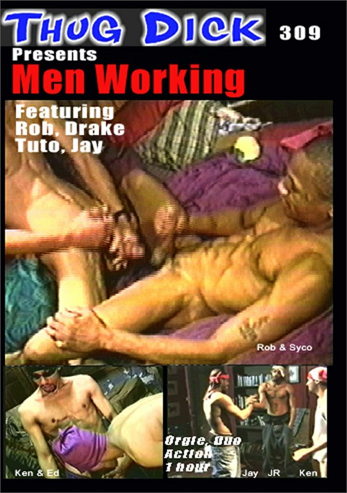 Men Working Boxcover