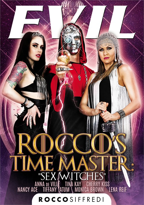 Rocco's Time Master: «Sex Witches»
