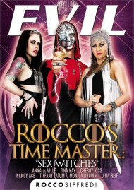 """Rocco's Time Master: """"Sex Witches"""" Porn Video"""