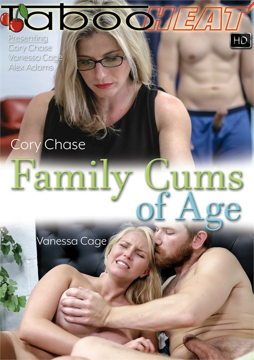 Cory Chase in Family Cums of Age (2018)