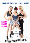 Jenna's First Girl/Girl Video Boxcover