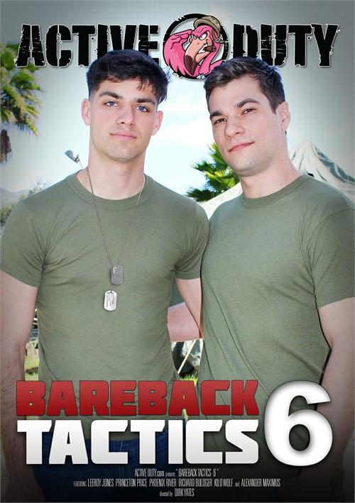 Bareback Tactics 6 Boxcover