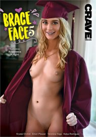 Brace Face 5 streaming porn video from Crave Media.