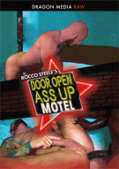 Rocco Steele's Door Open Ass Up Motel Boxcover