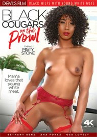 Black Cougars On The Prowl image