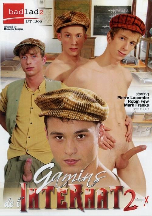 Gamins De L'Internat #2 Boxcover