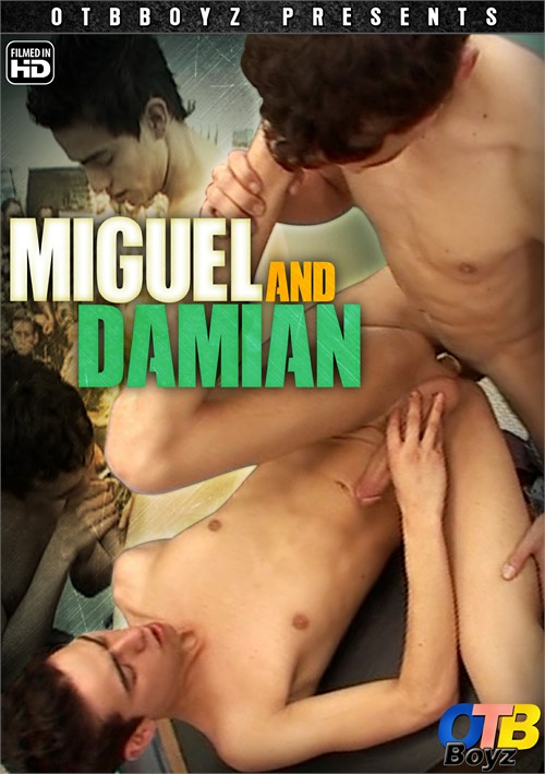 Miguel & Damian Boxcover