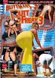 Buttman's Butt Freaks 3 Porn Video