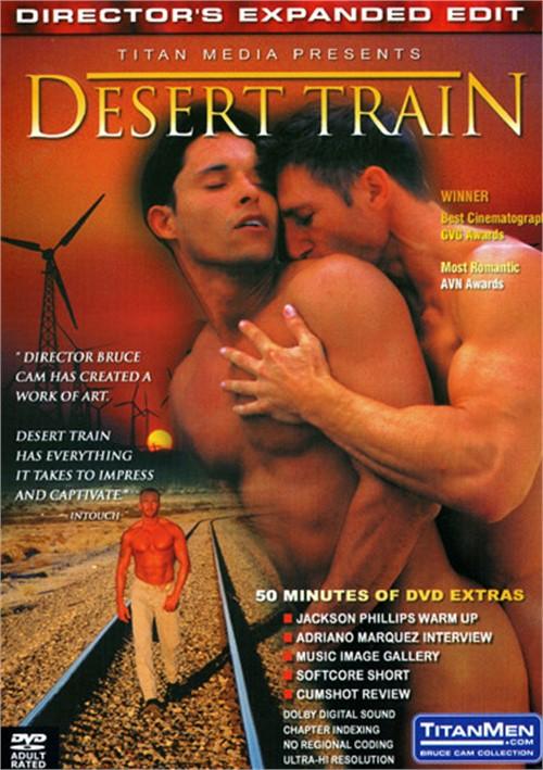 Desert Train Cover Front