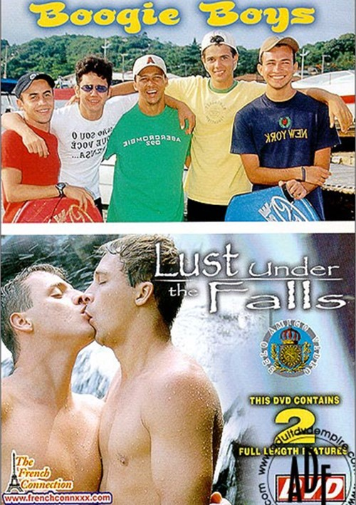 Boogie Boys & Lust Under the Falls Boxcover