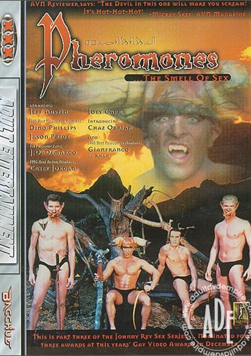 Pheromones Boxcover