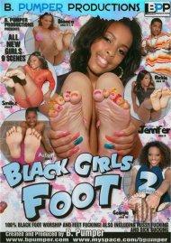 Black Girls Foot 2 image