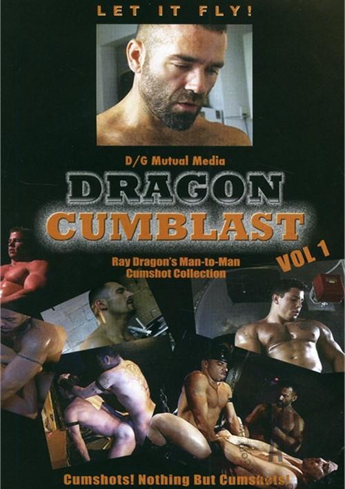 Dragon Cumblast 1 Cover Front